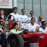 La Universidad mete el turbo: El FS UCLM Racing Team presenta su monoplaza con el que participará en el Formula Student