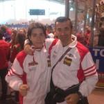 Ciudad Real: Raúl Jiménez, medalla de bronce en el Europeo de kick boxing