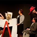 «La cantante calva» es la propuesta del Teatro de la Sensación para este fin de semana