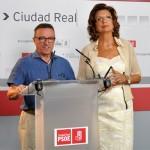 La tierra podría tragarse el centro de Ciudad Real (según el PSOE)