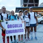"""Cuatro fondistas miguelturreños en la """"ultra"""" Madrid-Segovia"""