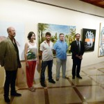 """Morales Elipe y Pérez Villegas triunfan en la 37ª Exposición Nacional de Pintura """"Ciudad de Manzanares"""""""