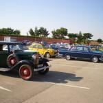 Manzanares: 83 clásicos populares en el II Encuentro del Cuatro Tiempos Automóvil Club