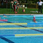 Manzanares: 85 participantes locales en el torneo de natación de las fiestas patronales