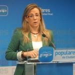 Lola Merino celebra que el Gobierno del PP haya reforzado la seguridad en el campo «dando respuesta a las demandas del sector»
