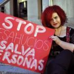 La PAH de Ciudad Real se concentra tras otro suicidio marcado por un desahucio