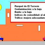 El parquet de El Torreón