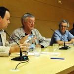 Vídeo: Presentación de «Geografía personal (grado medio)» de José Rivero en la Biblioteca Pública de Ciudad Real
