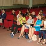 La Cooperativa Farmacéutica (COFACIR) celebra un taller sobre el sistema Reflotron Plus