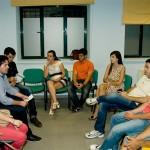 David Triguero presenta el Foro de la Juventud en varias localidades de la provincia