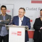 """Salinas (PSOE) se despide de la política """"orgulloso"""" por su trabajo en bien de Ciudad Real"""
