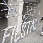Puertollano: Medio centenar de arcos luminosos darán luz a calles y edificios públicos en Navidad