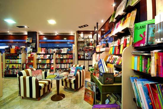 Librería Birdy. Foto: Jesús Monroy
