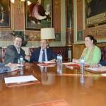 """La Diputación de Ciudad Real aporta casi 500.000 euros a la Cámara de Comercio para """"acciones de promoción internacional"""""""