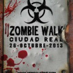 Abierto el plazo de inscripción para la II Zombie Walk de Ciudad Real