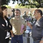 Ciudad Real: Romero anuncia bonificaciones de hasta el 95% para los pensionistas en la tasa de cambio de titularidad de las sepulturas