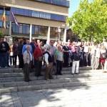 Puertollano: El expedientado por manifestarse contra Cospedal cree que es «cabeza de turco» de una «política del escarmiento»