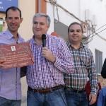 Almodóvar del Campo: Casi 80 ciclistas de la provincia arroparon al ex profesional Andrés Bermejo