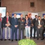 Manzanares entrega los Premios Empresariales 2013 y del II Concurso Emprende