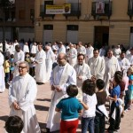 Almodóvar del Campo comparte junto a 300 sacerdotes el primer aniversario del doctorado de San Juan de Ávila