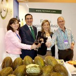 AMFAR y Ayuntamiento de Membrilla presentan FERIMEL, la Feria Regional del Melón, en Fruit Attraction