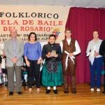"""Argamasilla de Alba: Lleno absoluto en el VII Festival Folclórico Antigua Escuela de Baile """"Crisanto y María del Rosario"""""""