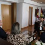 Puertollano: Mayte Fernández pide al nuevo gerente del Hospital que reactive el Foro Participativo de Salud