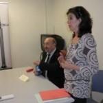 Prosiguen las jornadas sobre la Ley Reguladora de la Jurisdicción Social organizadas por el Colegio de Graduados Sociales