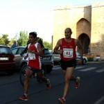 Hafid Mhamdi y la ciudadrealeña Miriam Laguna reinaron en la Quixote Maratón de Castilla-La Mancha en una brillante fiesta atlética que reunió a 4.000 corredores