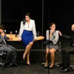 Argamasilla de Alba: 'El Método Grönholm', a concurso en la XXIII Muestra Provincial de Teatro 2013