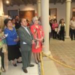 La asociación de pintores D'Artes de Valdepeñas expone por primera vez en Alcázar de San Juan