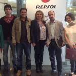 Itquima y Repsol acuerdan firmar un contrato de investigación