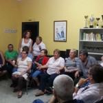 """Ciudad Real: El PSOE inicia en el barrio del Pilar un programa """"para dar voz a los vecinos"""""""