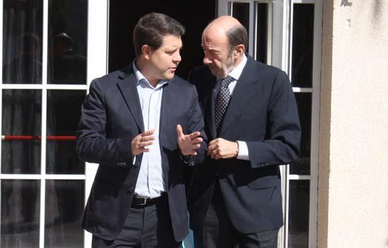 Rubalcaba_García-Page_Ejecutiva Federal PSOE_141013_2