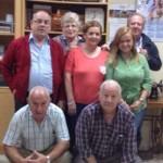 Puertollano: El equipo de gobierno visita la asociación vecinal Santa Ana