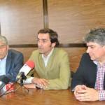 Tirso Yuste manda en Tomelloso un mensaje de tranquilidad al sector vitivinícola ante las condiciones extraordinarias que presenta la campaña