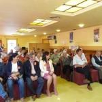 """Puertollano: Mayte Fernández reconoce el """"trabajo sindical"""" de UGT en defensa de los pensionistas"""