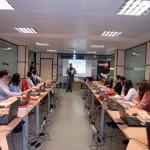 Dieciocho emprendedores inician un curso de creación y gestión de microempresas organizado por AJE Ciudad Real