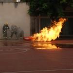 Alcázar de San Juan: Simulacro de incendio y evacuación en el Colegio Público Jesús Ruiz