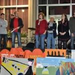 Colectivos sociales de Ciudad Real se manifiestan contra un orden mundial que consagra la pobreza y la desigualdad social