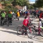 Unos 200 ciclistas unieron Ciudad Real, Miguelturra y Poblete en un «Anillo Ciclista Regional»