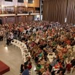 Más de 700 mujeres de toda la provincia se dan cita en Argamasilla de Calatrava en torno a la Celebración del Día Nacional de las Amas de Casa