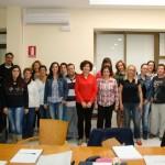 Argamasilla de Calatrava: La alcaldesa inaugura el programa «Promueve V» en el que se formarán 15 alumnos