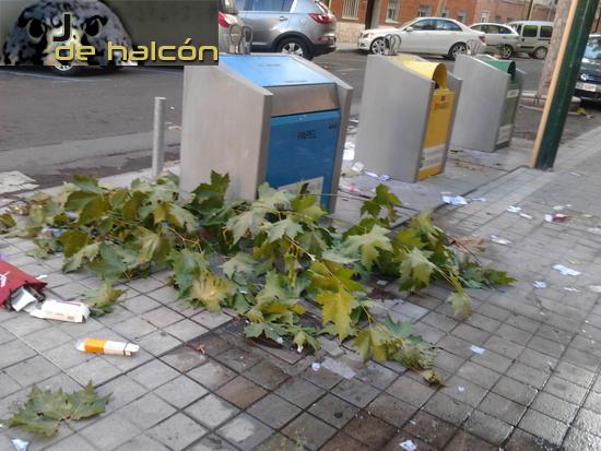 basuras