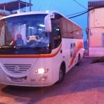IU pide al alcalde de Almodóvar del Campo que informe a los vecinos sobre la posible suspensión del servicio de autobuses a Puertollano