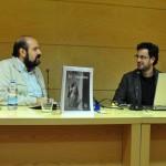 'El trovador' (segundo acto): Francisco Moya, director musical de la ópera, presenta la producción en la Biblioteca Pública de Ciudad Real