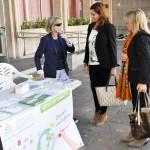 La alcaldesa de Ciudad Real muestra su apoyo a los enfermos de artritis reumatoide