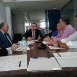 Carlos Marín preside la nueva junta directiva de la Asociación Provincial de Transporte de Mercancías