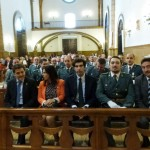 Daimiel: La Guardia Civil Celebra el día de su patrona