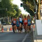 Daimiel: El azul Saturno tiñe los podios de los campeonatos regionales de maratón y media maratón